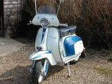 1962 Lambretta TV 175 Series 3