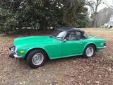 1976 Triumph TR6 Java Green Kevin Duffy