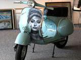 1959 Vespa GS 150 Pale Green Gregory Gusse