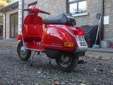 1982 Vespa PX 125 E Red Sean C