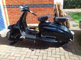 1965 Lambretta Li 150 Series 2 Black Colin M