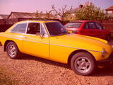 1979 MG MGB GT Inca Yellow Maurice Laker